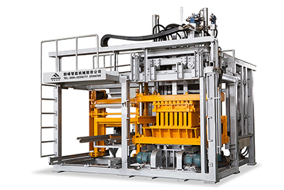 Block Making Machine QFTD8-20 (Board-Free Palletization Type)