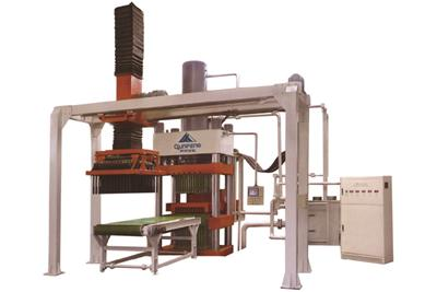 CNC Automatic Block Pressing Machine