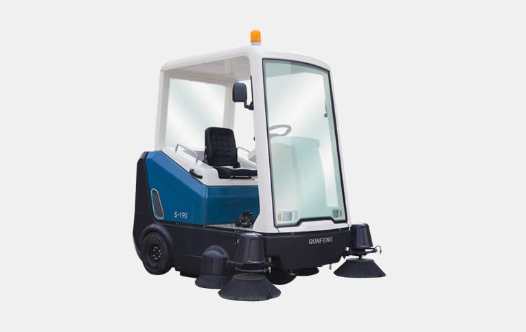 MQF190SDE1 Electric Street Sweeper