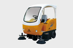 MQF190SDE Electric Street Sweeper