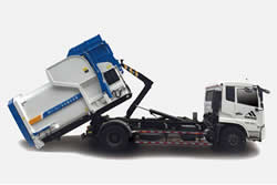 MQF5160ZXXD5 Garbage Truck